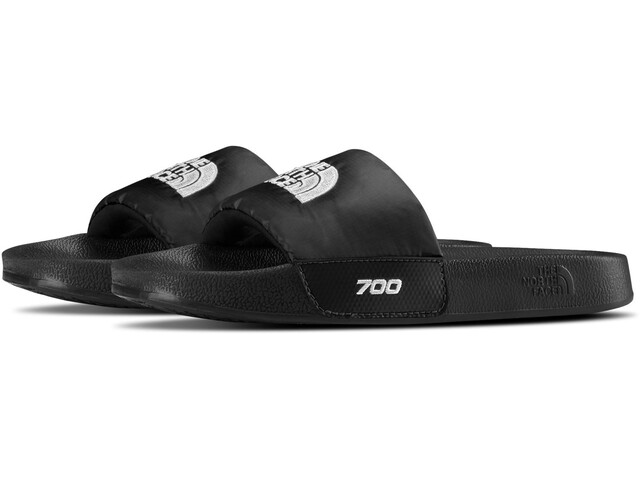The North Face Nuptse Slide Sko Damer, tnf black/tnf white